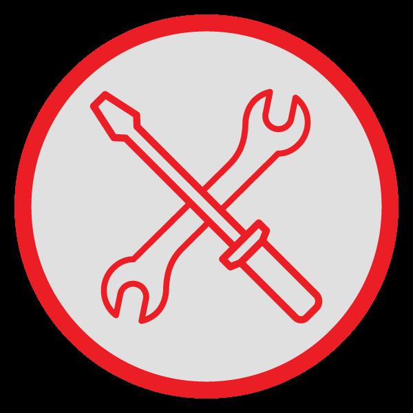 fire sprinkler engineers design icon